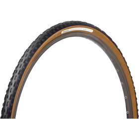 Panaracer Gravelking Mud Folding Tire TLC 700x35C black/brown